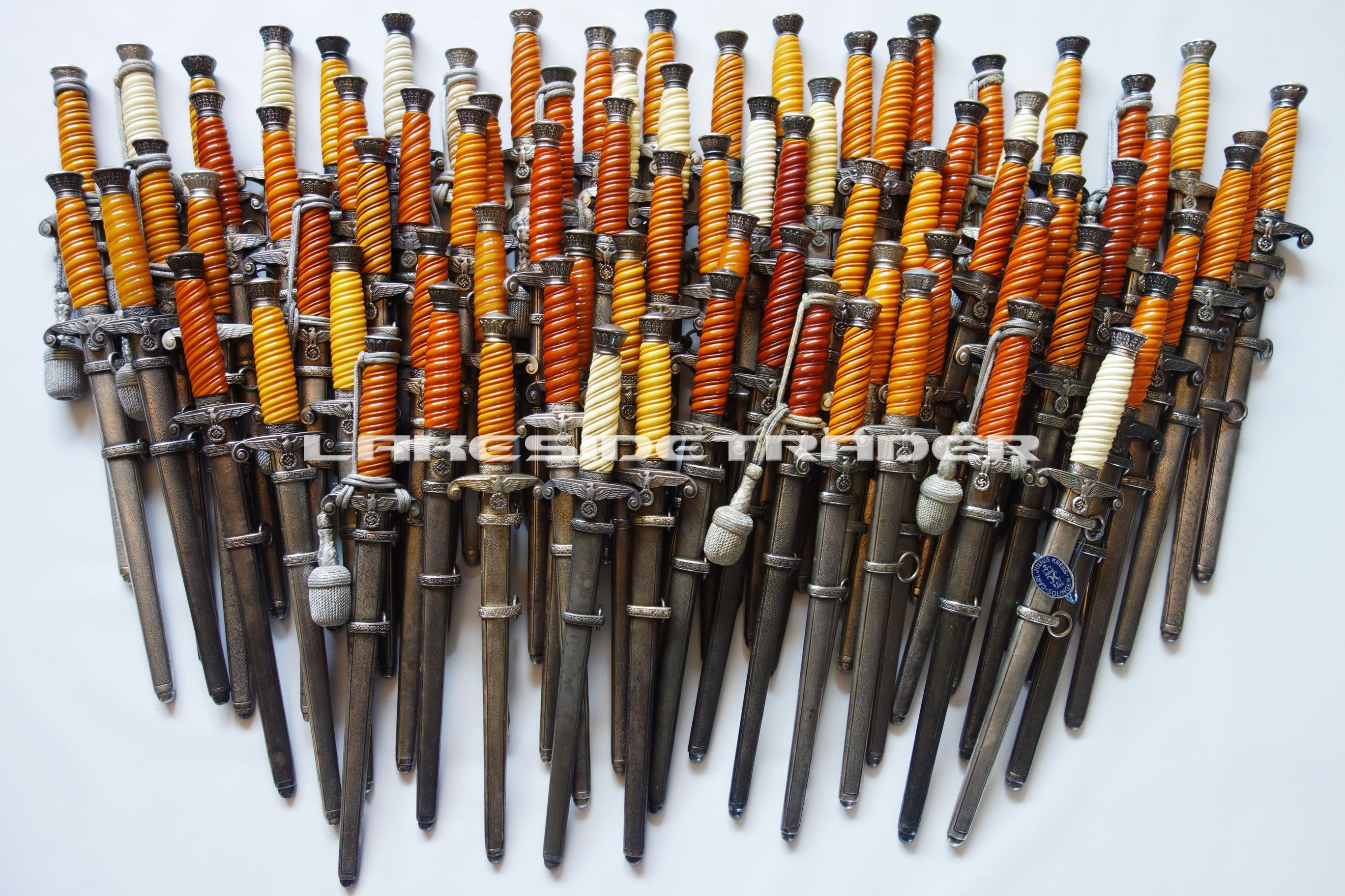 Army Heer Daggers
