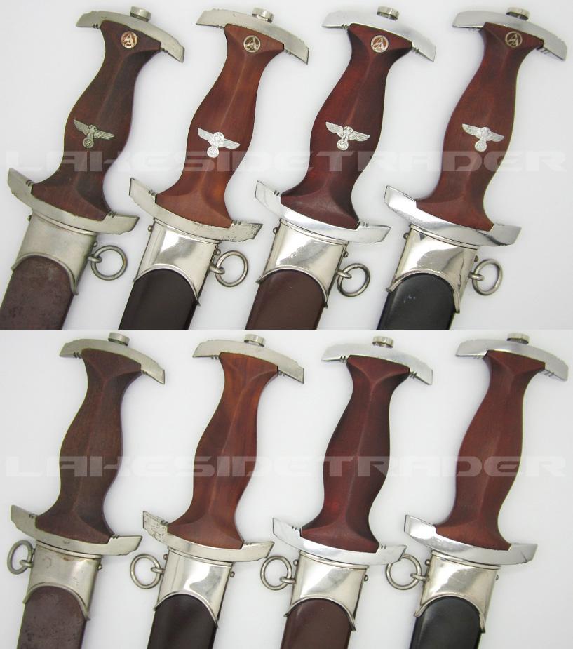 SA Dagger Crossguardss