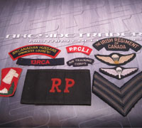 Canadian/UK/USA Patches
