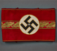 NSDAP Stellvertreter Gauleiter Armband for the Gauleitung