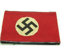 Orts Level Political Leader armband