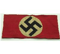 Early NSDAP Armband Variant