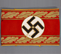 An Armband for a Reichsleiter in the Reichsleitung