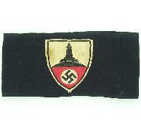 DKRB Veterans Armband