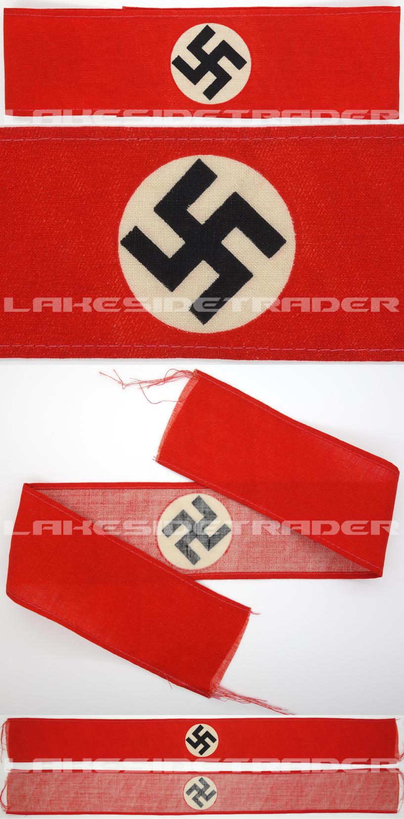 NSDAP Armband/Cufftitle