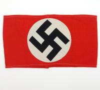 Tagged NSDAP Armband