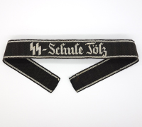 SS - Schule Tölz Officer Cufftitle
