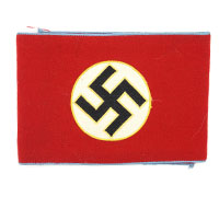 Orts Level Administrative Political Leader Candidate Armband