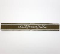 Feldherrnhalle Officers Cufftitle