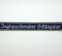 Jagdgeschwader Schlageter Officer's Cufftitle
