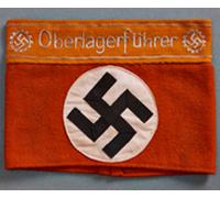 """DAF Leader """"Oberlagerführer"""" Armband"""