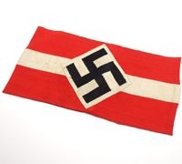 Tagged Hitler Youth Armband