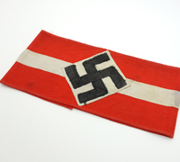 Early Hitler Youth Armband