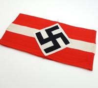 Tagged Hitler Youth Armband