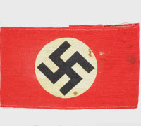 Printed NSDAP Armband