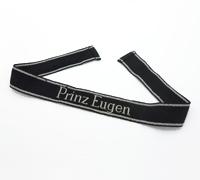 "Waffen-SS ""Prinz Eugen"" EM/NCO Cufftitle"