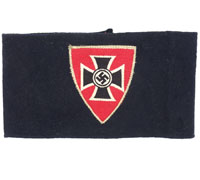 Veterans (NS-RKB) Association Armband