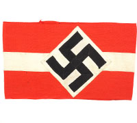 Quality Hitler Youth Armband variant