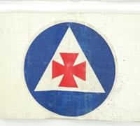 US Medic Armband
