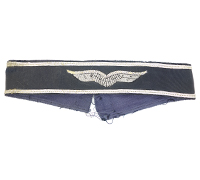 Bundeswehr Officer Flight Armband