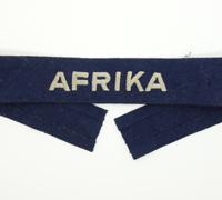 Luftwaffe Afrika Campaign EM/NCO  Cuff Title