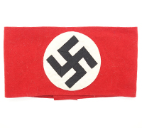 Tagged - Wool NSDAP Armband