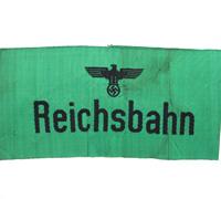 Reichsbahn Armband