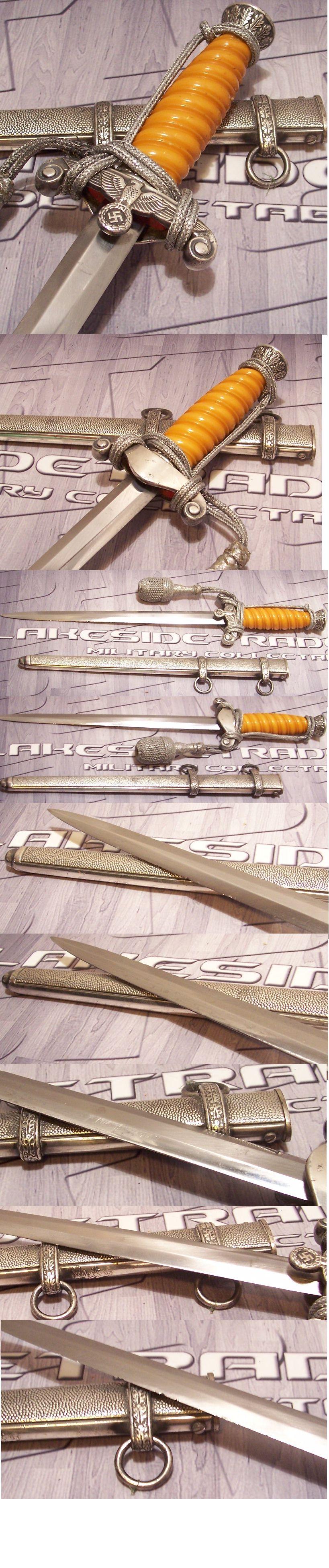 Alcoso Army Dagger