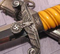 Early R. Klaas Army Dagger