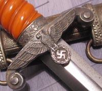 Early WKC Army Dagger