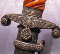 Early Army Dagger by Rich Plumacher