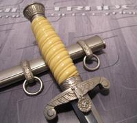 Army Dagger by Anton Wingen Jr.