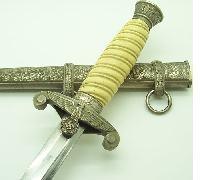 Army Dagger by Anton Wingen
