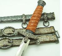 Eickhorn Army Dagger with Hangers