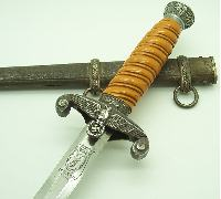 Army Dagger by E. Pack