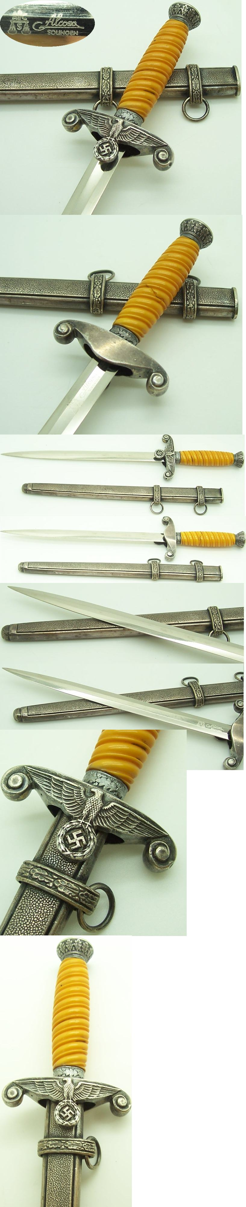 Mini - Army Dagger by Alcoso