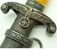 Hand Enhanced Army Dagger