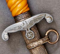 Miniature Army Dagger by Krebs