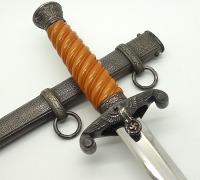 Early Gebr. Heller Army Dagger