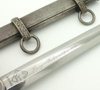 Personalized Army Dagger by Puma