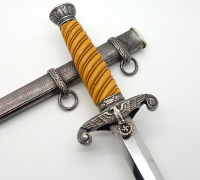 Early Army Dagger by Spitzer
