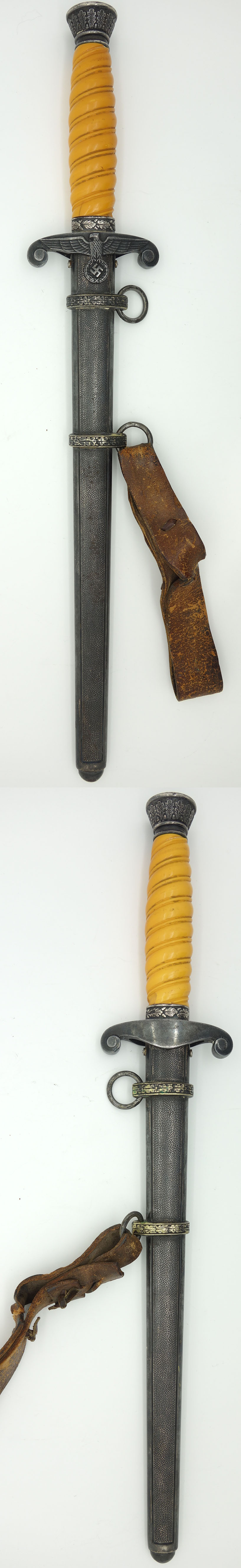 Robert Klaas Army Dagger