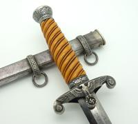 Rare - Army Dagger by Christianwerk