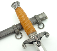 Glass Grip - Army Dagger by WMW