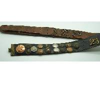 German Army Hate Belt