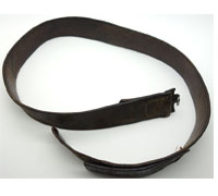 Repaired Army Belt