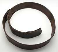 Brown Luftwaffe Parade Belt