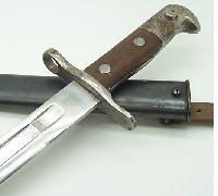 Swiss 1911 WaffenFabrik Neuhausen Bayonet
