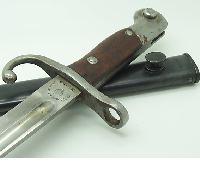 Argentine 1909 Mauser Bayonet by WKC