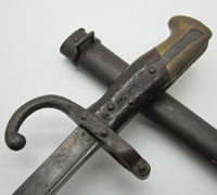 French Mle. 1874 Gras T-Back Bayonet